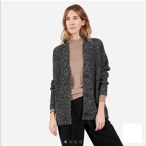 Everlane Women's Chunky Wool Cardigan
